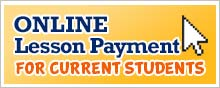 Online Lesson Payment for Current Students